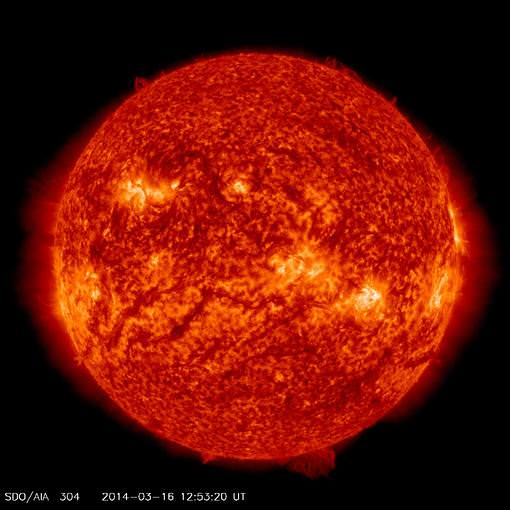 El sol -