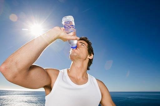 proteccion solar agua -